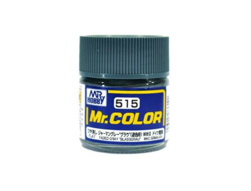 "Mr.Hobby Mr. Color C-515 Faded Gray ""Blassgrau"""