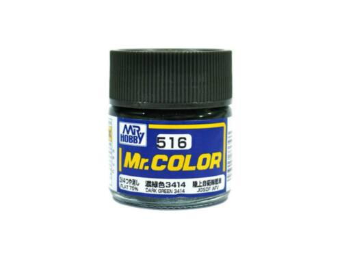 Mr.Hobby Mr. Color C-516 Dark Green 3414