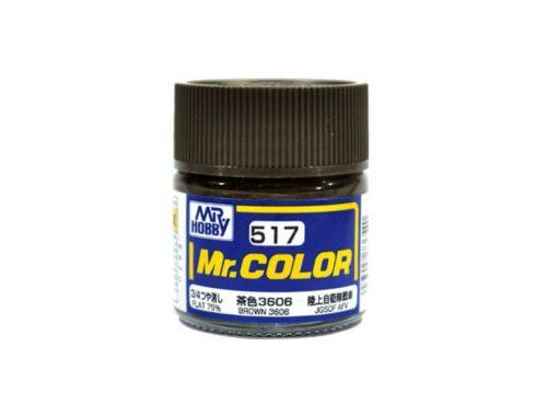 Mr.Hobby Mr. Color C-517 Brown 3606
