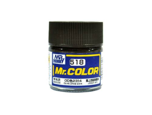 Mr.Hobby Mr. Color C-518 Olive Drab 2314