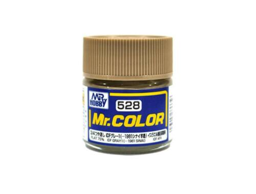Mr.Hobby Mr. Color C-528 IDF Gray 1 (-1981 Sinai)