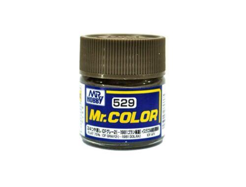 Mr.Hobby Mr. Color C-529 IDF Gray 2 (-1981 Golan)