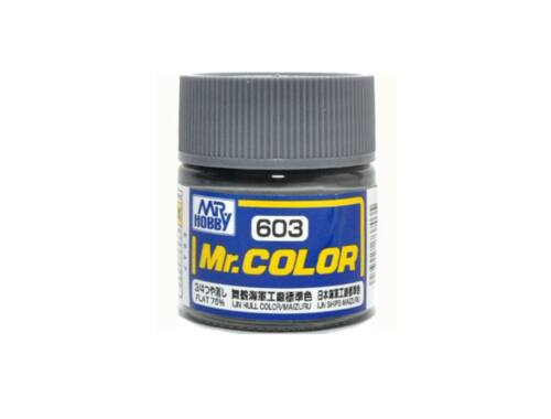 Mr.Hobby Mr. Color C-603 IJN Hull Color (Maizuru)