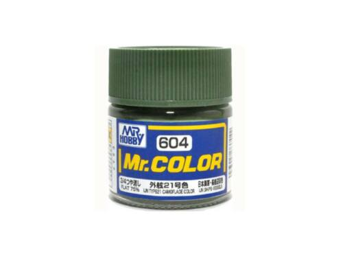 Mr.Hobby Mr. Color C-604 IJN Type21 Camouflage Color