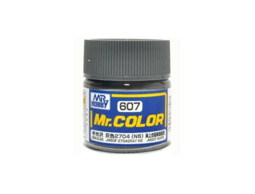 Mr.Hobby Mr. Color C-607 JMSDF 2704 Gray N5