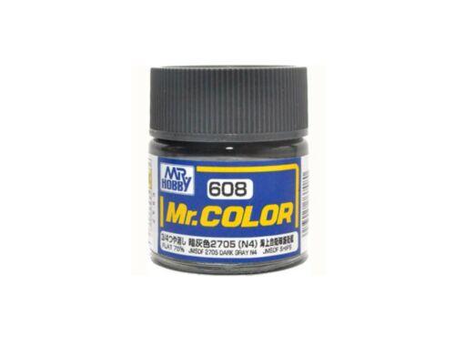 Mr.Hobby Mr. Color C-608 JMSDF 2705 Dark Gray N4