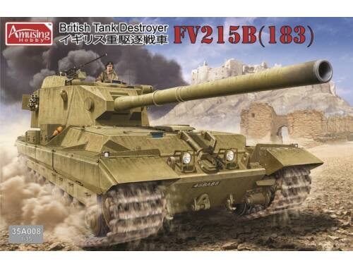 Amusing H. British FV215B (183) 1:35 (35A008)
