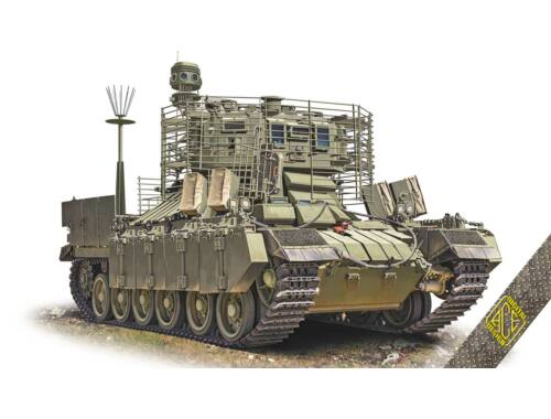 ACE Nagmachon IDF heavy APC,Limited Edition 1:72 (ACE72446)