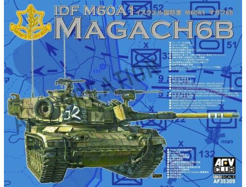 AFV-Club IDF M60A1 MAGACH6B 1:35 (AF35309)