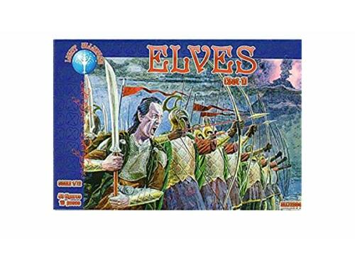 ALLIANCE Elves, set 1 1:72 (72004)