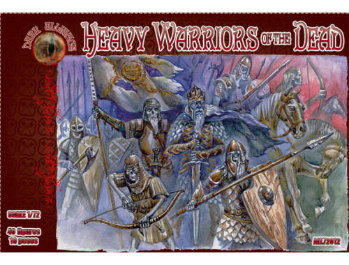 ALLIANCE Heavy warriors of the Dead 1:72 (72012)