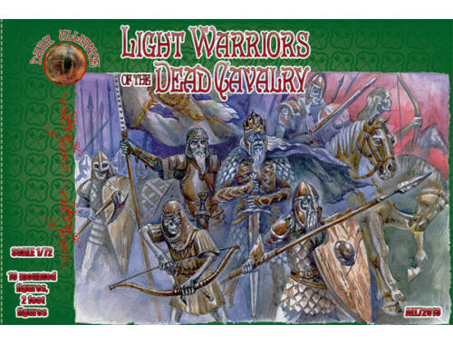 ALLIANCE Light warriors of the Dead Cavalry 1:72 (72013)