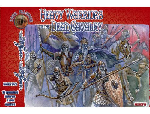ALLIANCE Heavy warriors of the Dead Cavalry 1:72 (72014)