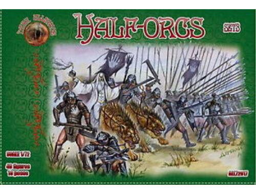 ALLIANCE Half-Orgs, set 3 1:72 (72017)
