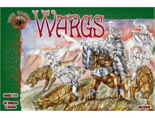 ALLIANCE Wargs 1:72 (72019)