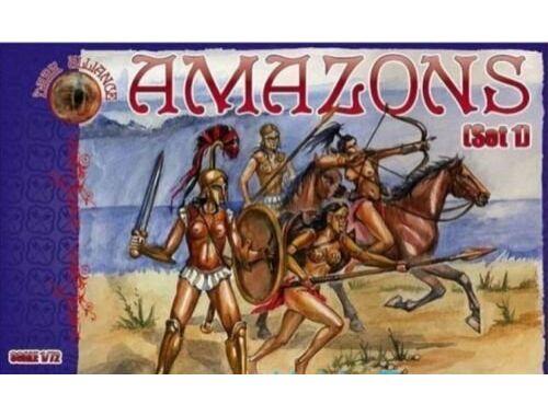 ALLIANCE Amazons (Set1) 1:72 (72020)