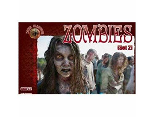 ALLIANCE Zombies (Set 2) 1:72 (72024)