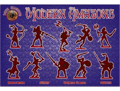 ALLIANCE Modern Amazonas,Set 1 1:72 (72025)