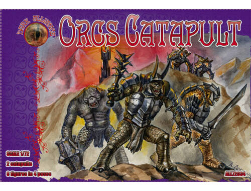 ALLIANCE Orcs catapult 1:72 (72034)