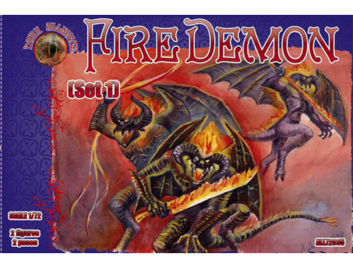 ALLIANCE Fire Demon, set 1 1:72 (72035)