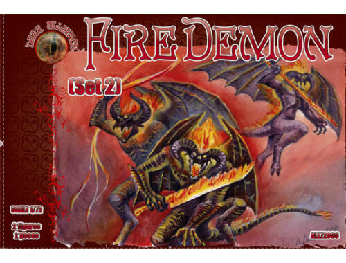 ALLIANCE Fire Demon, set 2 1:72 (72036)