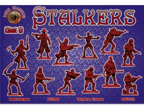 ALLIANCE Stalkers, set 1 1:72 (72039)