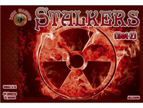 ALLIANCE Stalkers, set 2 1:72 (72040)