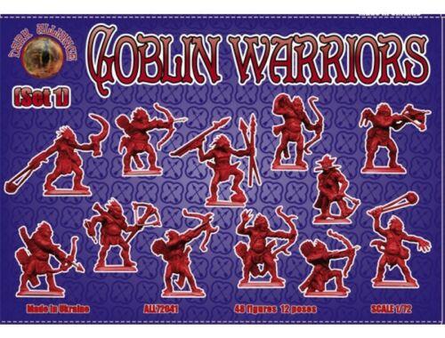 ALLIANCE Goblin Warriors, set 1 1:72 (72041)