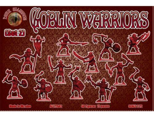 ALLIANCE Goblin Warriors, set 2 1:72 (72042)