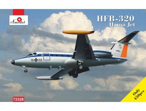 Amodel HFB-320 Hansa Jet, Lufthansa 1:72 (72328)