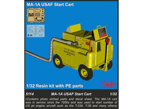 CMK MA-1A USAF Start Cart 1:32 (5114)