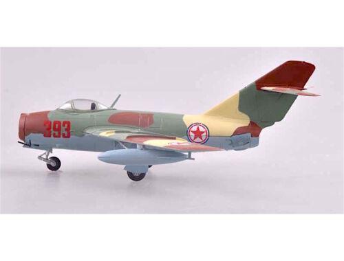 Easy Model MiG-15 bis North Korean Air Force 1:72 (37134)