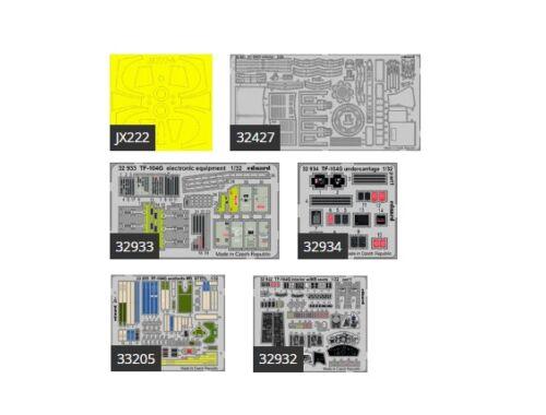 Eduard TF-104G w/MB seats for Italeri 1:32 (BIG3395)