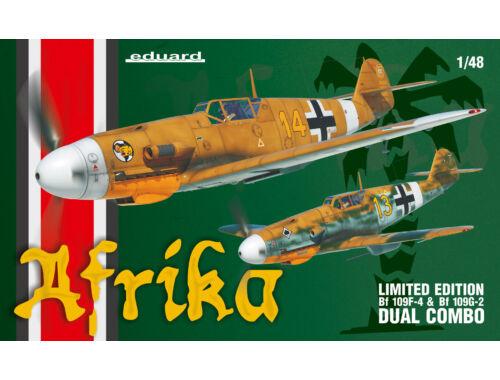 Eduard Afrika DUAL COMBO, Limited Edition 1:48 (11116)