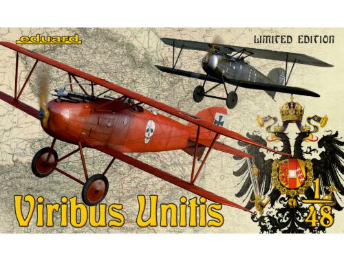 Eduard Viribus Unitis, Limited Edition 1:48 (11124)