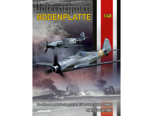 Eduard Bodenplatte Dual Combo Limited Edition 1:48 (11125)