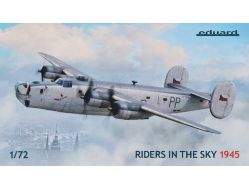 Eduard Riders in the Sky 1945 Limited Edition 1:72 (2123)
