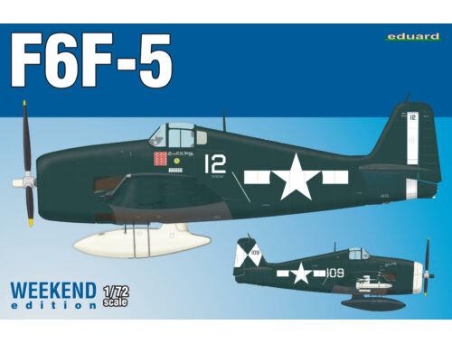 Eduard F6F-5 Weekend Edition 1:72 (7450)