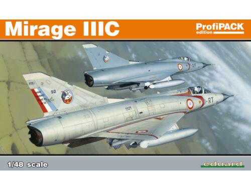 Eduard Mirage III C Profipack 1:48 (8103)