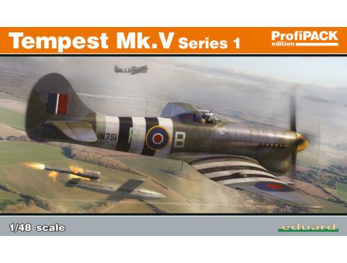 Eduard Tempest Mk.V series 1, Profipack 1:48 (82121)