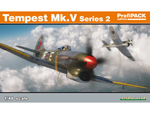 Eduard Tempest Mk.V series 2 Profipack 1:48 (82122)