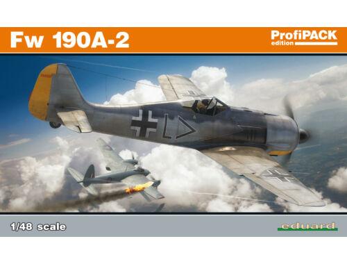 Eduard Fw 190A-2 Profipack 1:48 (82146)