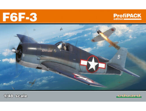Eduard F6F-3 Profipack 1:48 (8227)