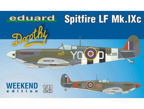 Eduard Spitfire LF Mk.IXc Weekend Edition 1:48 (84151)
