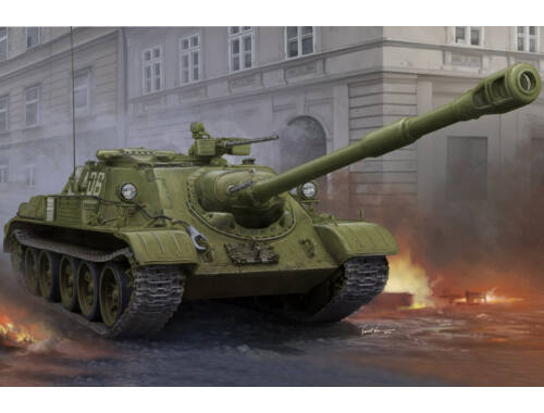 Hobby Boss Soviet SU-122-54 Tank Destroyer 1:35 (84543)