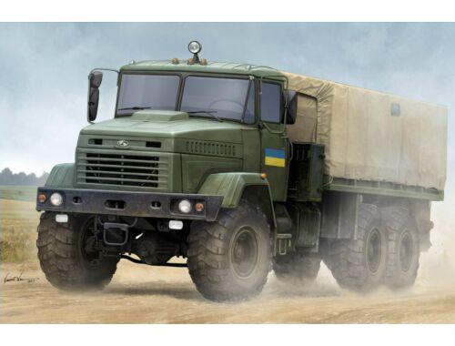 "Hobby Boss Ukraine KrAZ-6322 ""Soldier"" Cargo Truck 1:35 (85512)"