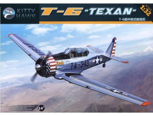 Kitty Hawk T-6 Texan 1:32 (KH32001)
