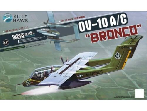 Kitty Hawk OV-10A/C Bronco 1:32 (KH32004)