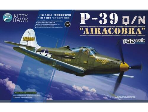 Kitty Hawk P-39Q Air Cobra 1:32 (32013)