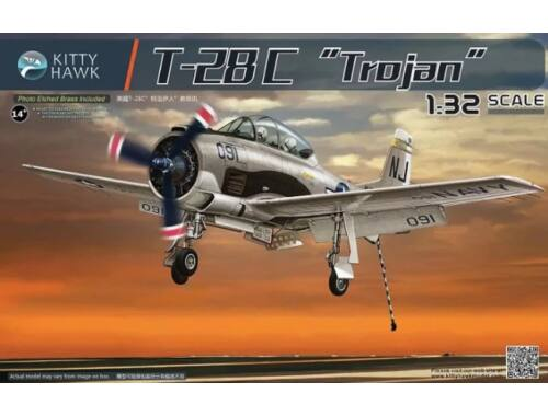 Kitty Hawk T-28C Trojan 1:32 (KH32015)